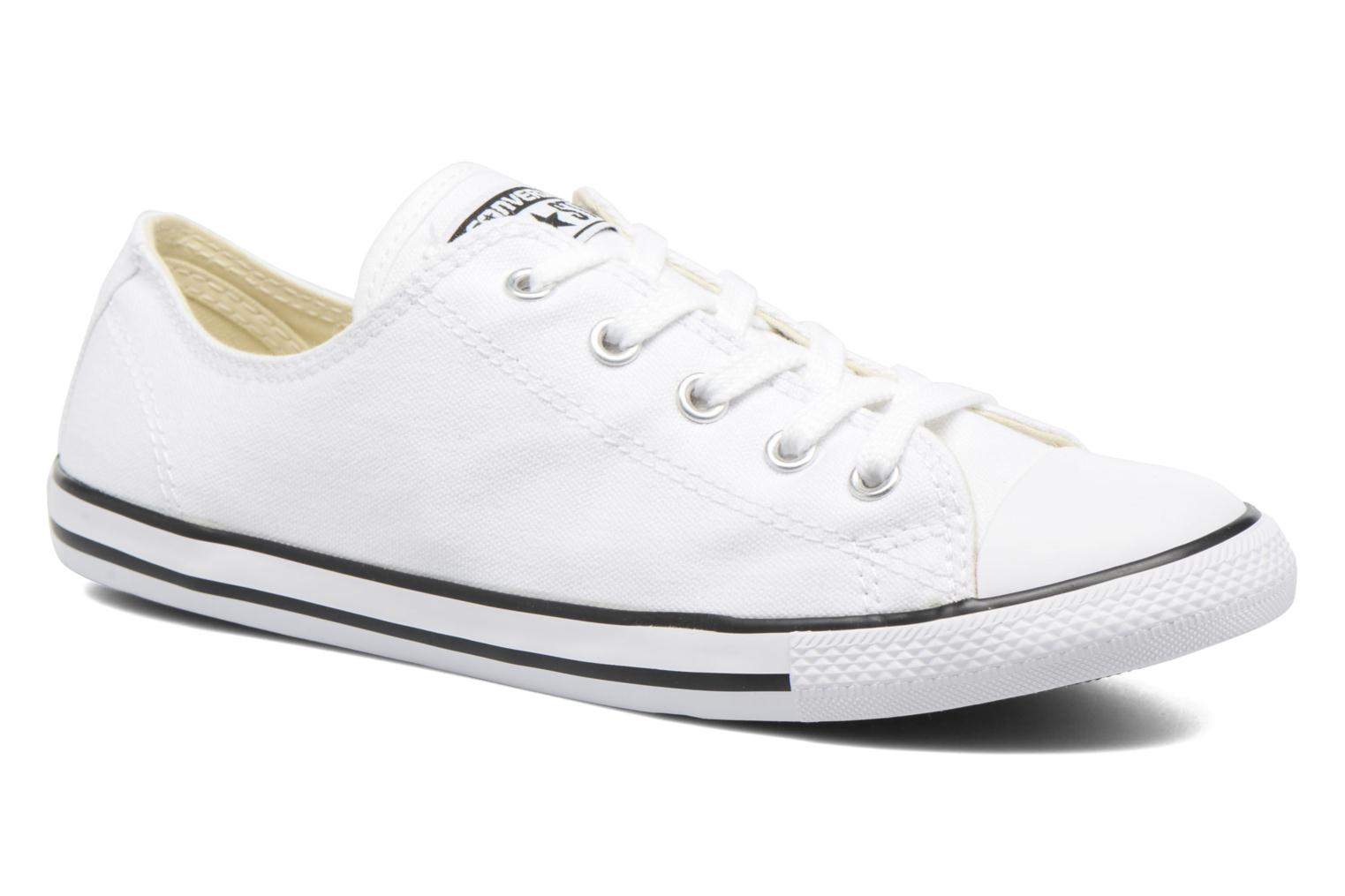 All Star Dainty Canvas Ox W by ConverseRebajas - 30%