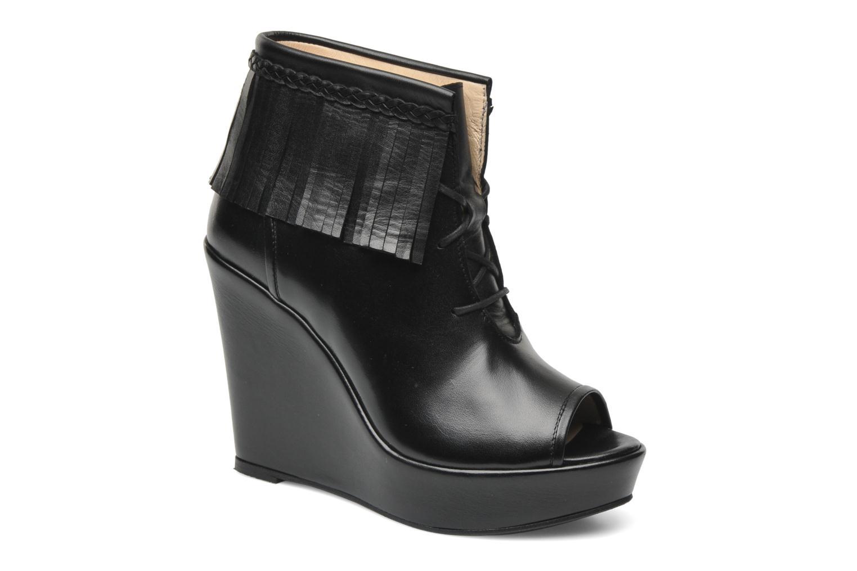 Boots en enkellaarsjes MySuelly Zwart