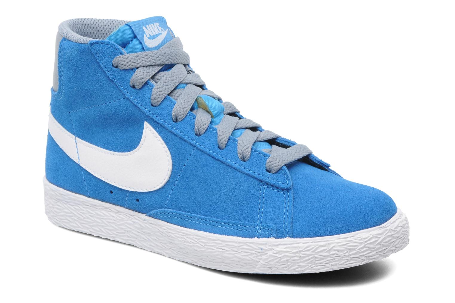 Nike Son OF Force Mid Couleur: Blanc-Bleu Pointure: 45.5