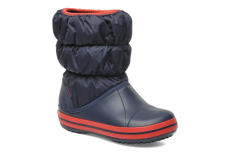 Boots en enkellaarsjes Crocs Blauw