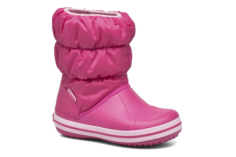 Boots en enkellaarsjes Crocs Roze