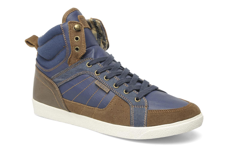 Zapatillas de hombre color azul marino de Kappa