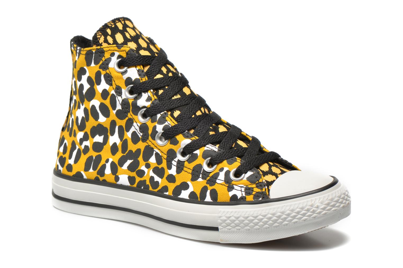 Chuck Taylor All Star Animal Print Canvas Hi W
