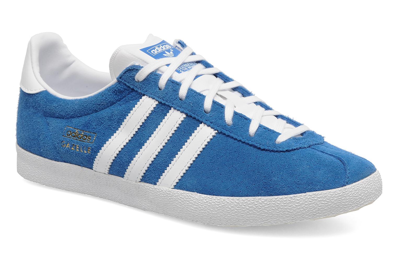 Adidas Gazelle Blauw Heren verkeersschoolhaan.nl
