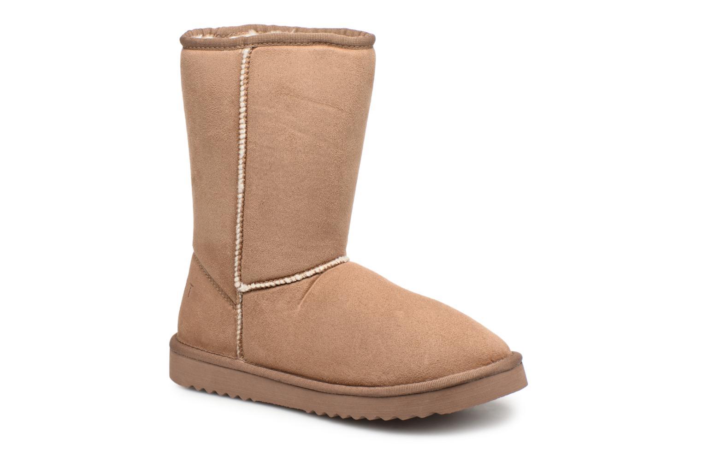 Boots en enkellaarsjes Esprit Beige