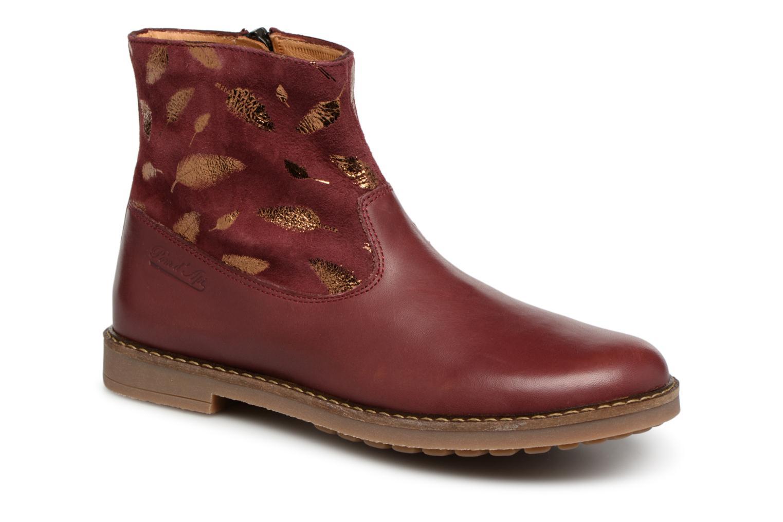 Boots en enkellaarsjes Pom d Api Bordeaux
