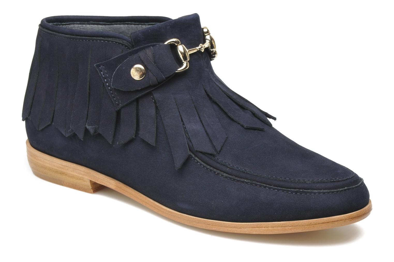 Boots en enkellaarsjes Fringy by F-Troupe