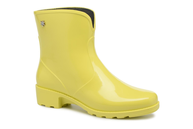Boots en enkellaarsjes Méduse Geel