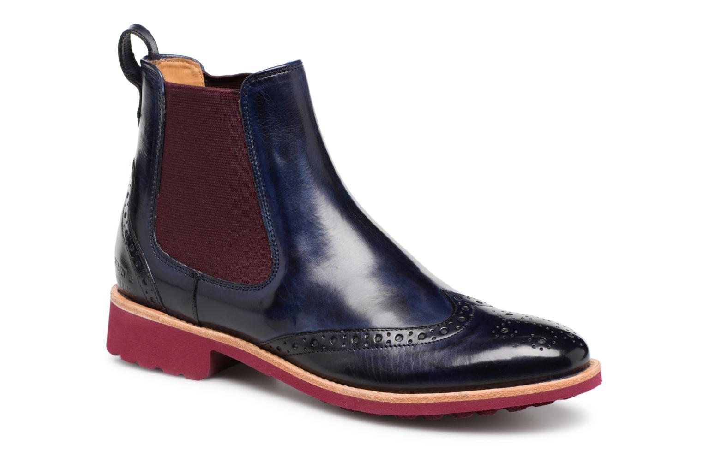 Boots en enkellaarsjes Melvin & Hamilton Blauw