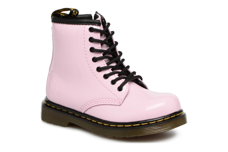 Boots en enkellaarsjes Dr. Martens Roze