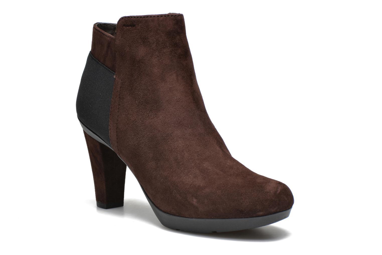 Boots en enkellaarsjes D INSPIRAT.ST. D34G9A by Geox