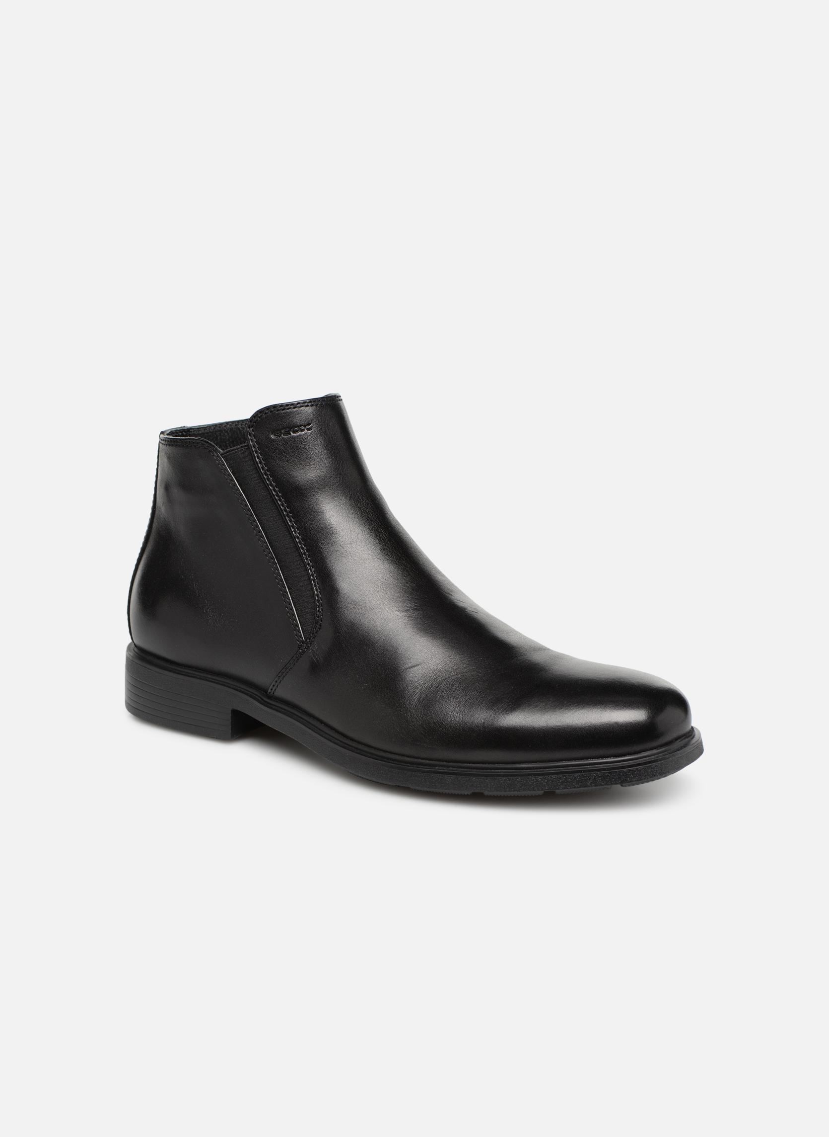 Boots en enkellaarsjes U DUBLIN D U34R2D by Geox