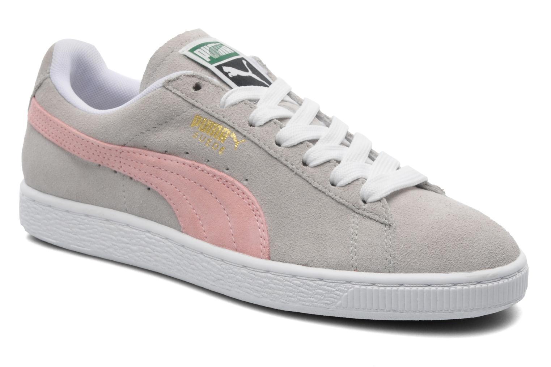 Puma Grijs Met Roze