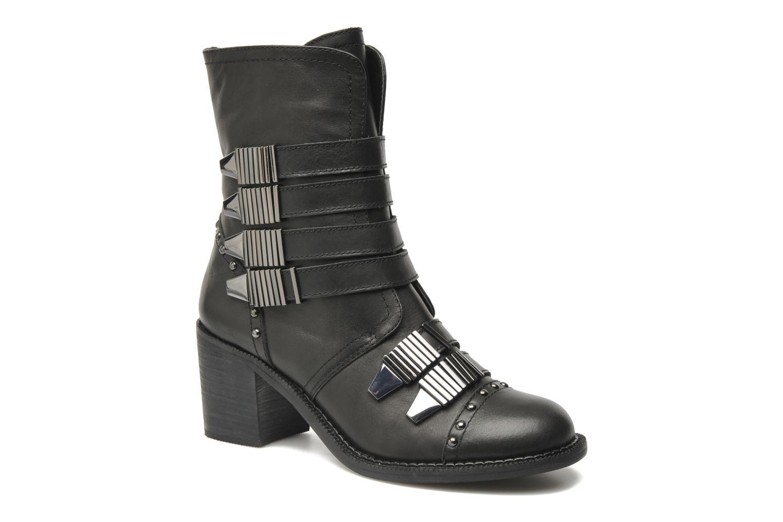 Boots en enkellaarsjes Shellys London Zwart