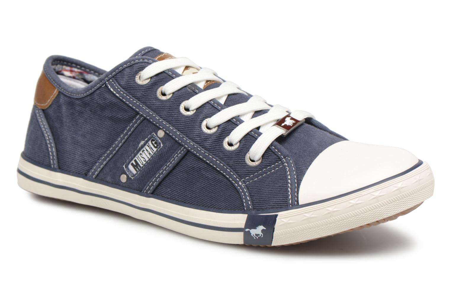 Sneakers Mustang shoes Blauw