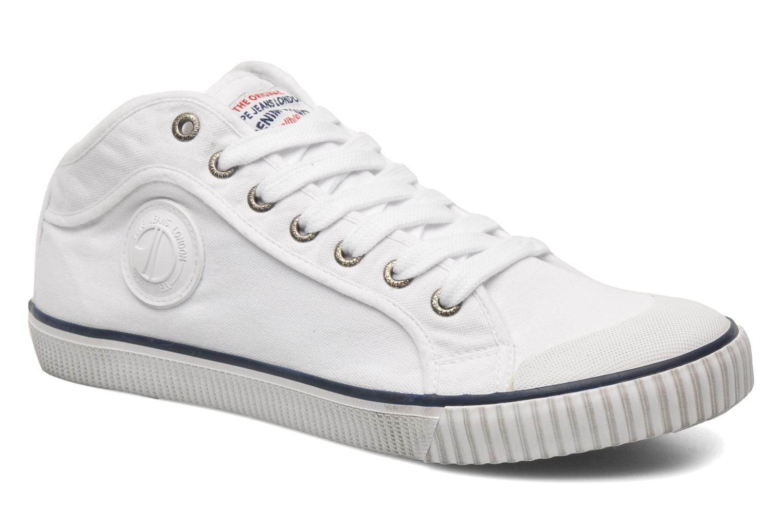 Pepe jeans - Industry 3 - Sneaker für Herren / weiß