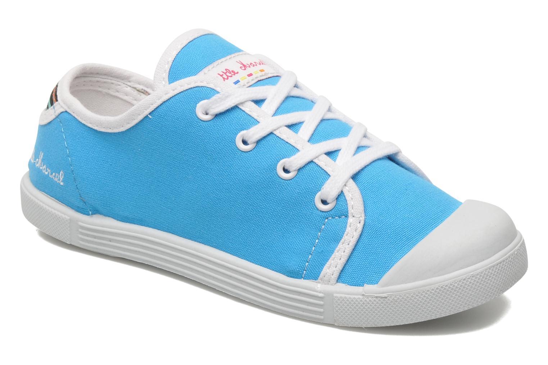 Sneakers Little Marcel Blauw