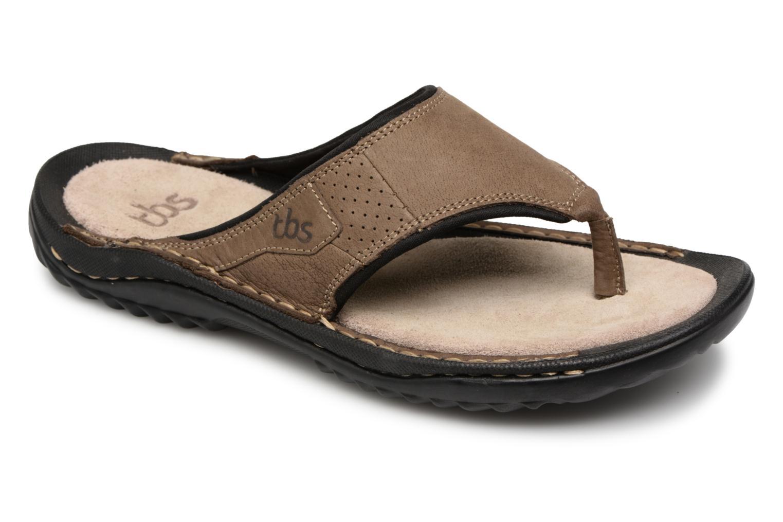 Slippers TBS Easy Walk Bruin