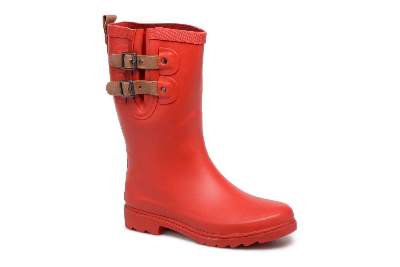 Boots en enkellaarsjes Be Only Rood