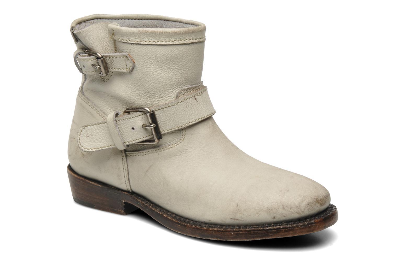 Boots en enkellaarsjes Ash Beige
