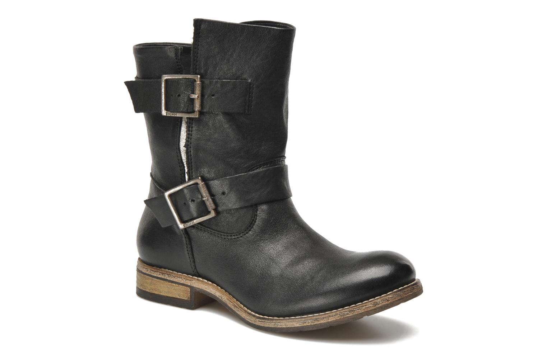 Boots en enkellaarsjes Koah Zwart