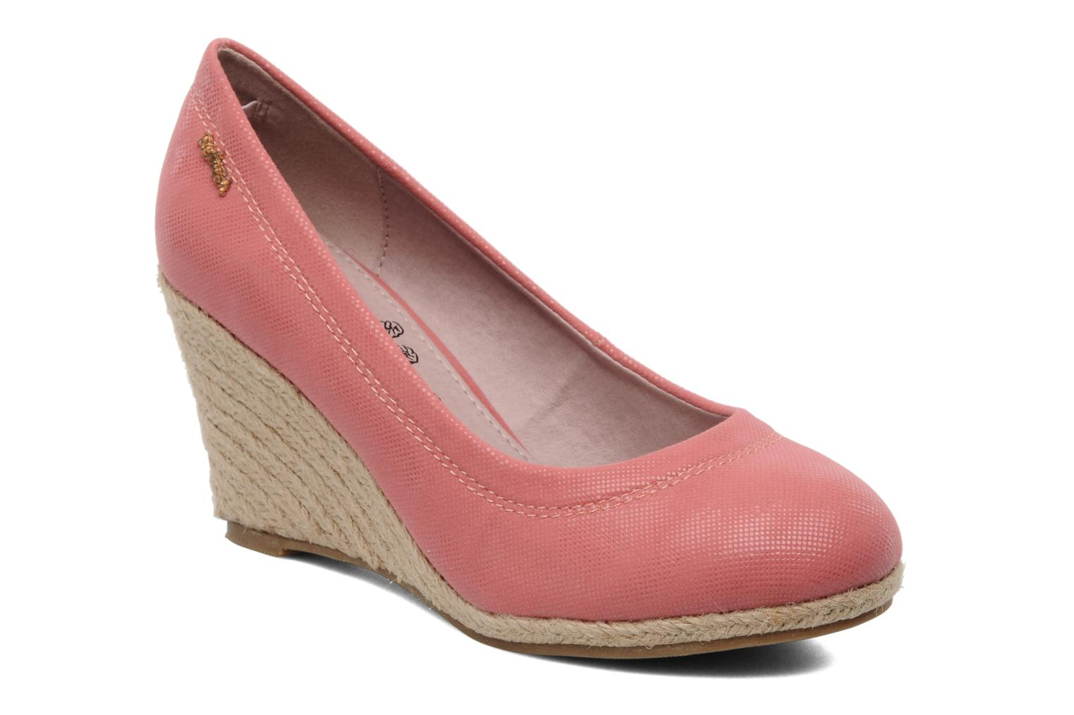 Zapatos Tacon Rosa Chicle