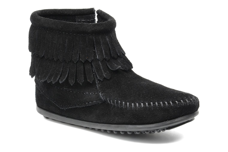 Bottines et boots minnetonka pour enfant - noir...