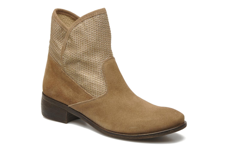 Boots en enkellaarsjes Méliné Beige