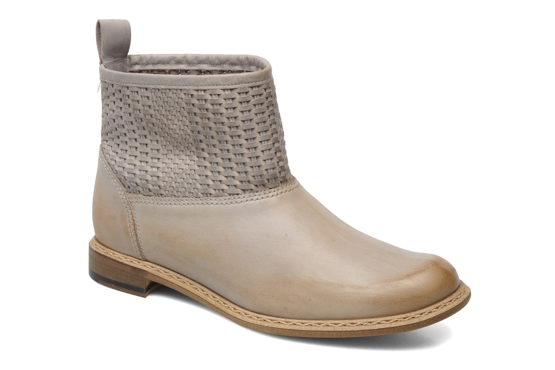 Boots en enkellaarsjes K by Karston Beige
