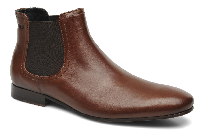 Artikel klicken und genauer betrachten! - Azzaro-Stiefeletten & Boots für Herren verfügbar in Gr.42|43|44. , Material: , Farbe: braun, Stil: abgerundete Schuhspitze City. 100 Tage kostenlose Rücksendung! | im Online Shop kaufen