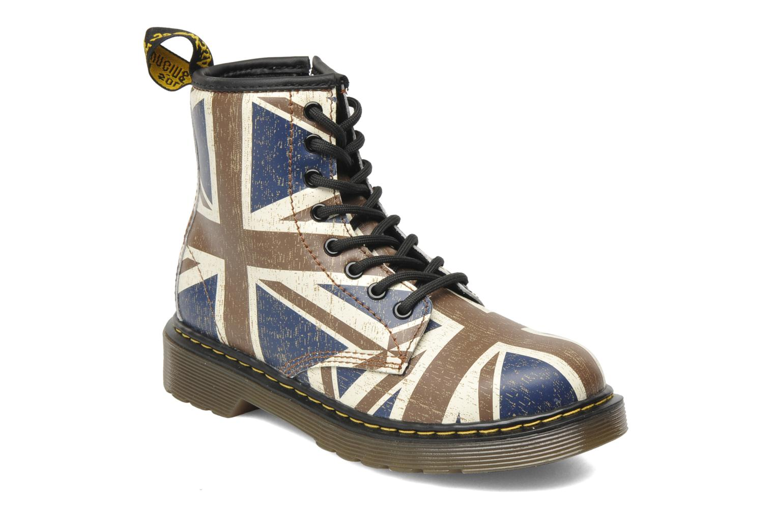 Boots en enkellaarsjes Delaney Junior by Dr. Martens