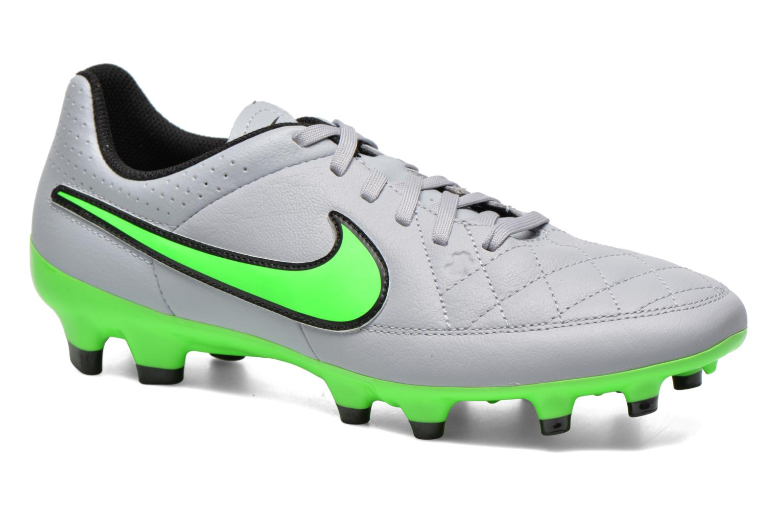 Tiempo Genio Leather Fg by Nike