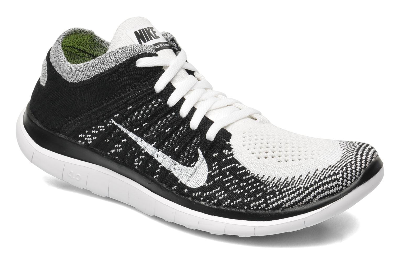 Nike Free 4.0 Flyknit Damen Grau