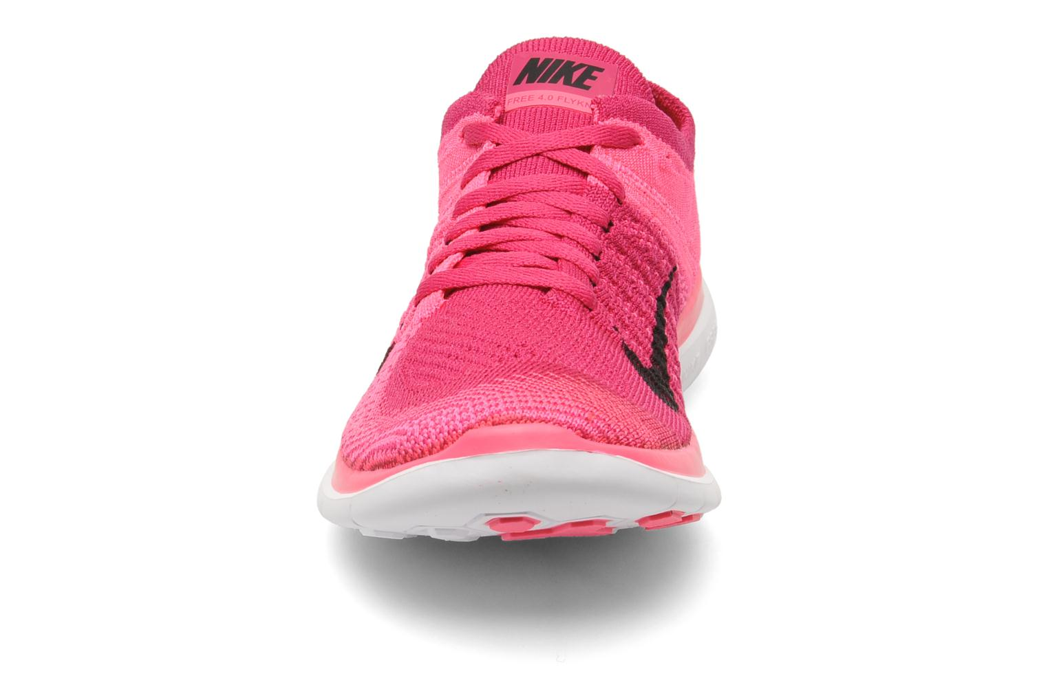 nike free flyknit rosa. Black Bedroom Furniture Sets. Home Design Ideas