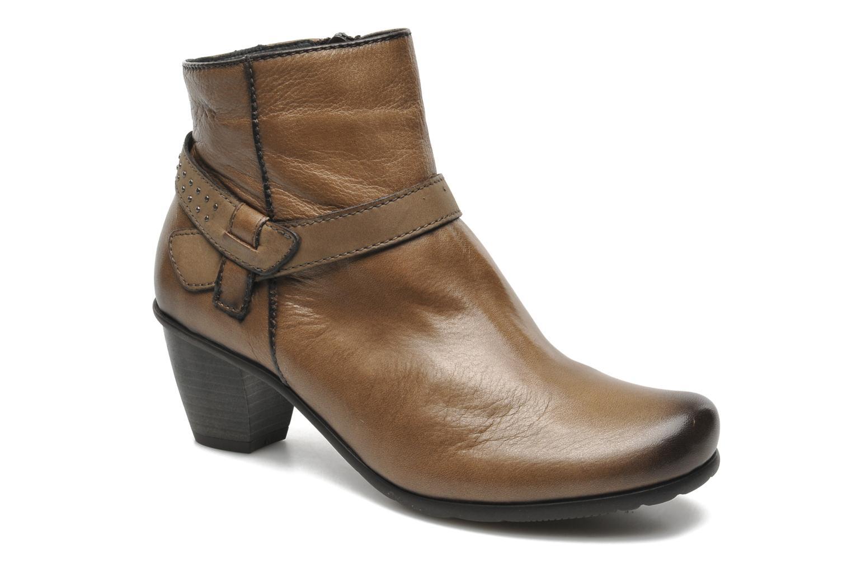Boots en enkellaarsjes Lina 8527 by Fluchos