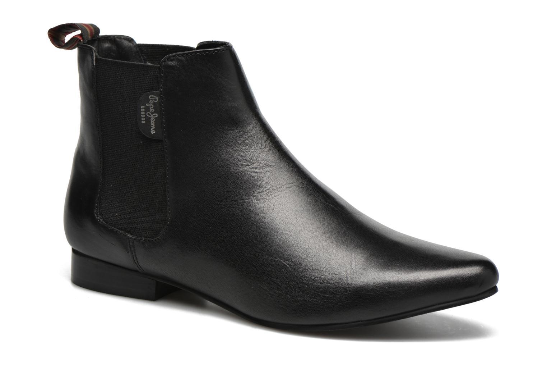 Boots en enkellaarsjes Pepe jeans Zwart