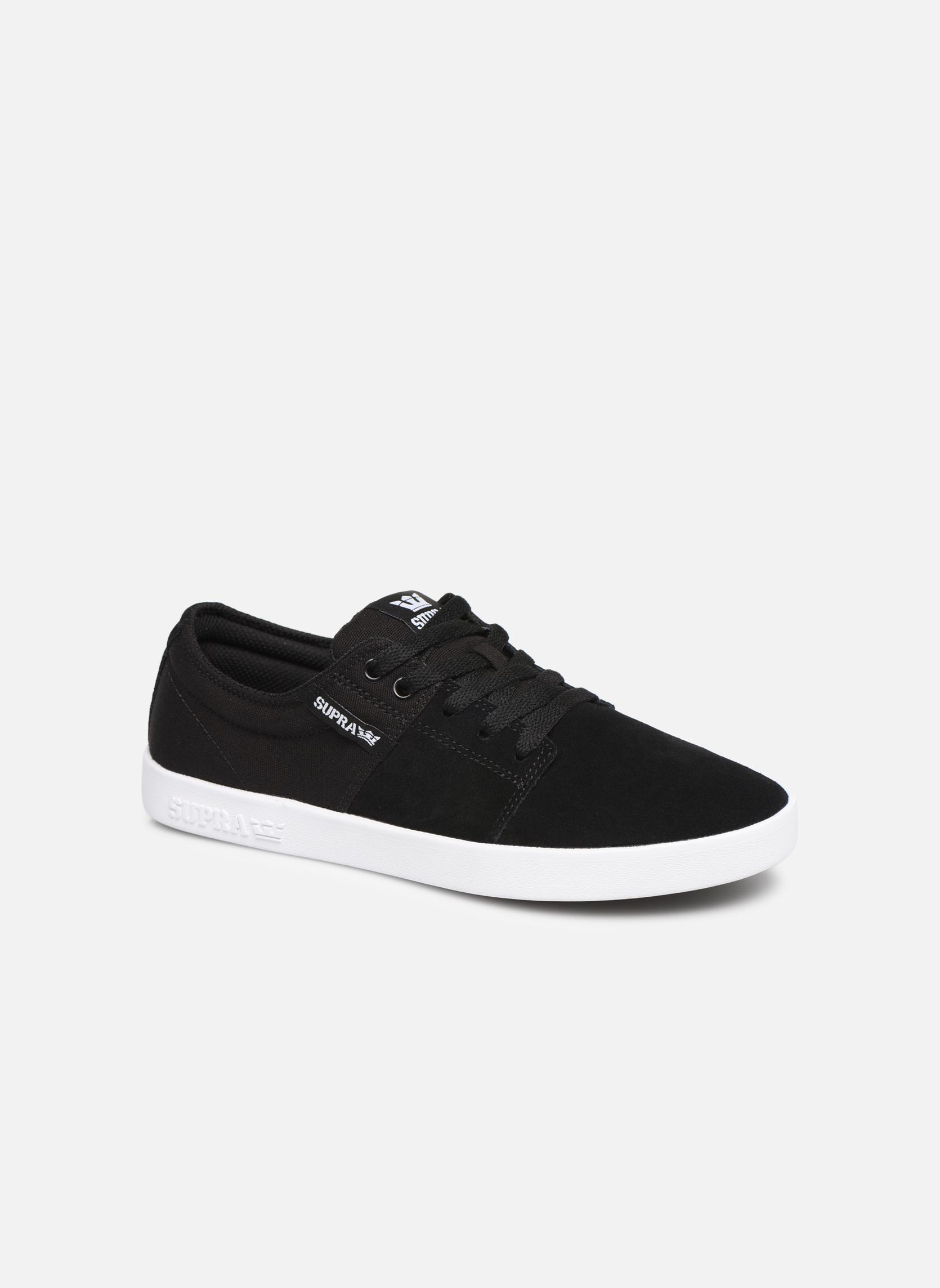 Sportschoenen Supra Zwart