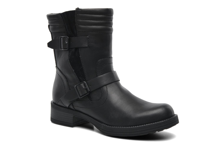 esprit estaher buckle 025 stiefeletten boots f r damen schwarz marke esprit. Black Bedroom Furniture Sets. Home Design Ideas