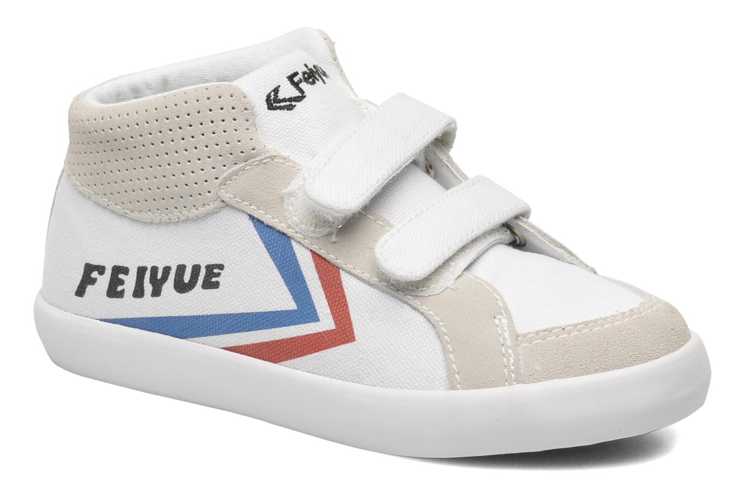 Sneakers DELTA MID SCRATCH CLASSIC by Feiyue