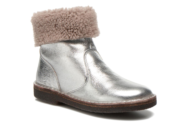 Boots en enkellaarsjes PèPè Zilver