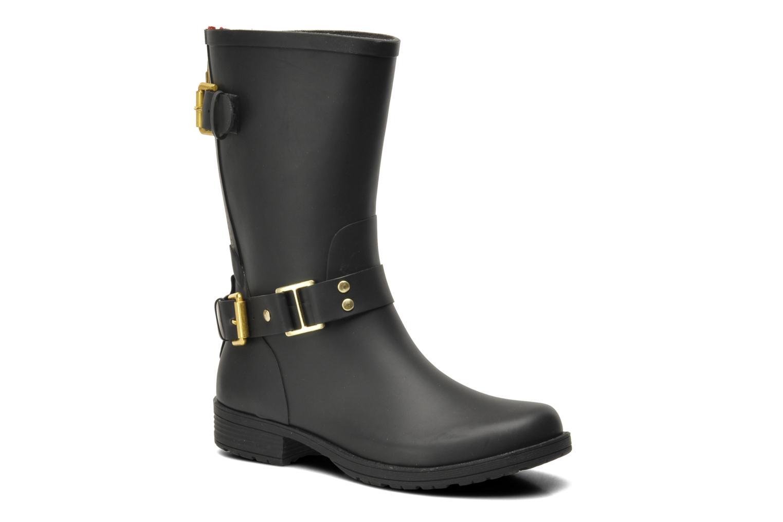 Boots en enkellaarsjes Colors of California Zwart