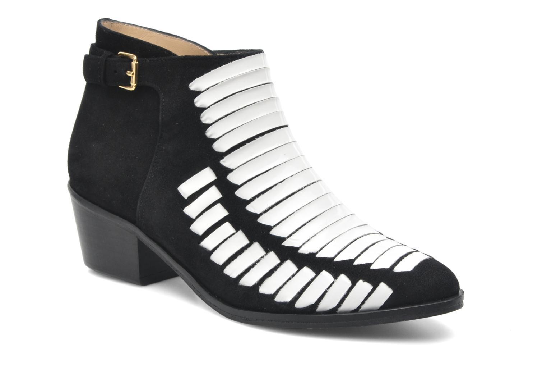 Boots en enkellaarsjes Robert velours by MySuelly
