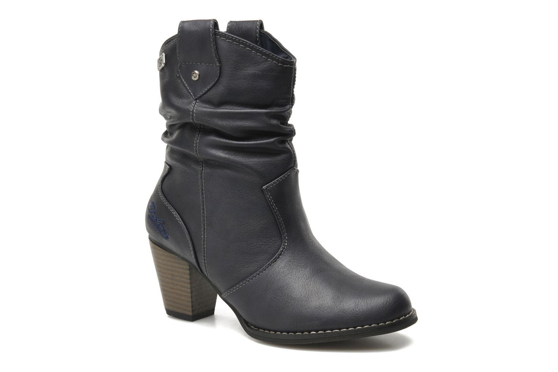 dockers birnie stiefeletten boots f r damen braun. Black Bedroom Furniture Sets. Home Design Ideas