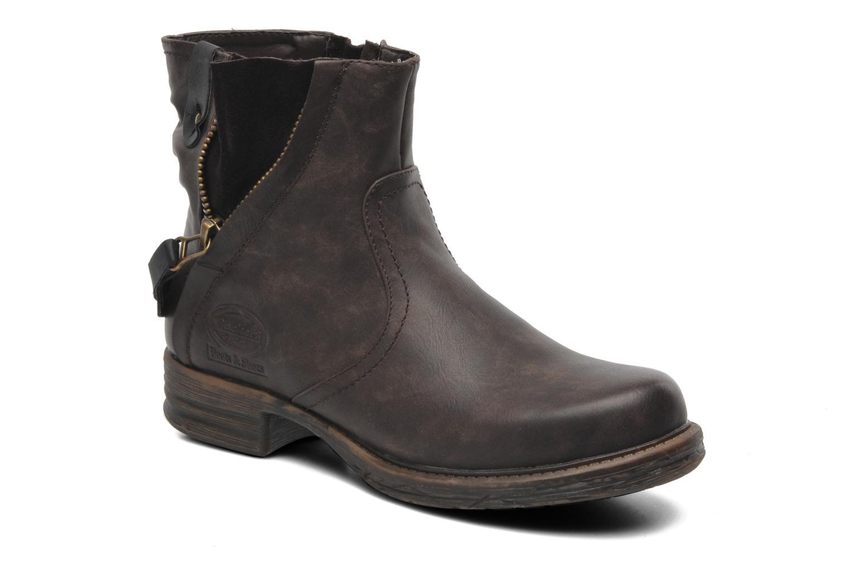 dockers laeticia stiefeletten boots f r damen. Black Bedroom Furniture Sets. Home Design Ideas