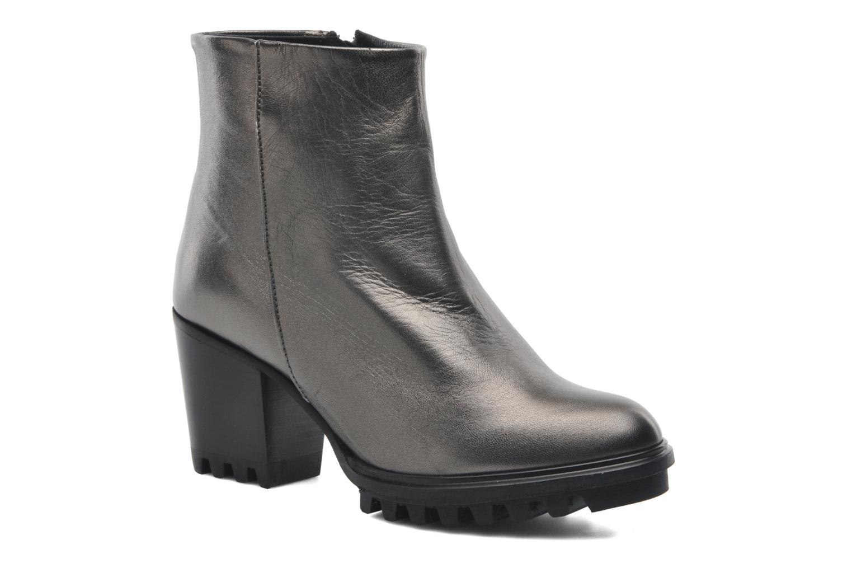 Boots en enkellaarsjes Swear Zilver