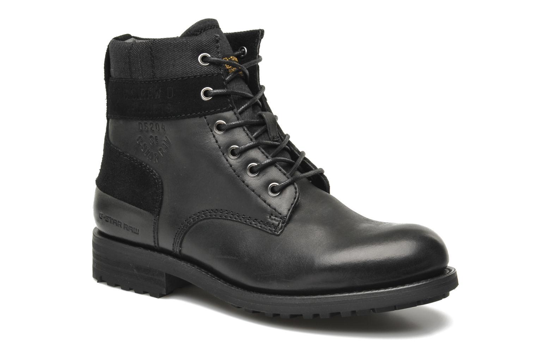 Boots en enkellaarsjes Patton V Officer Plain Toe by G-Star