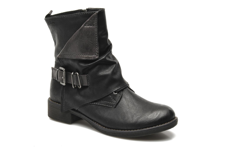 oliver corinna stiefeletten boots f r damen schwarz marke. Black Bedroom Furniture Sets. Home Design Ideas