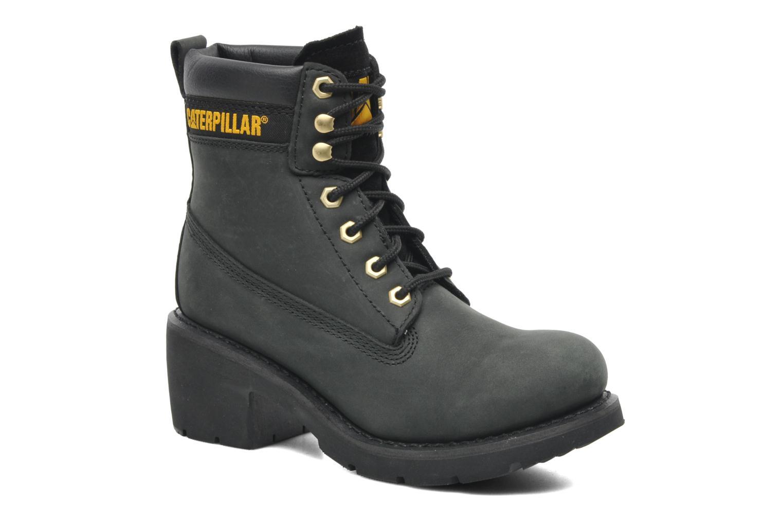 Boots en enkellaarsjes Caterpillar Zwart