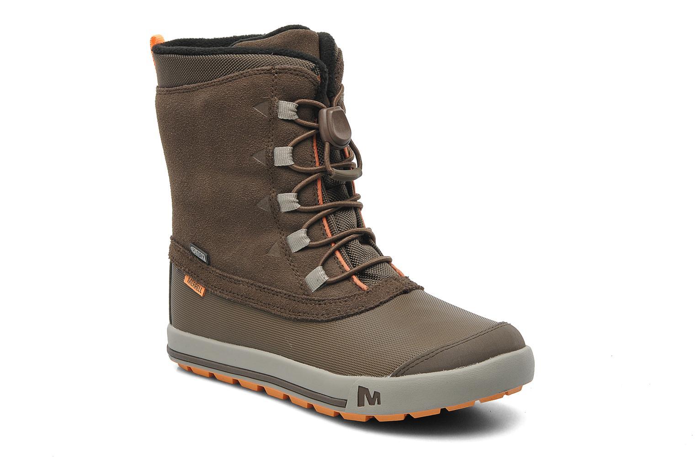 Boots en enkellaarsjes SNOW BANK WTPF KIDS by Merrell
