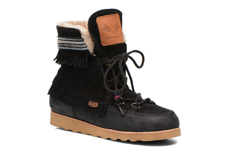 Boots en enkellaarsjes Indiana Fur by Dolfie